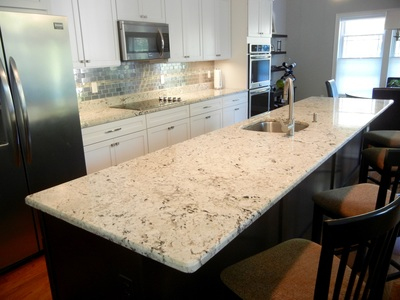Bianco Romano Countertops By Superior Granite Marble