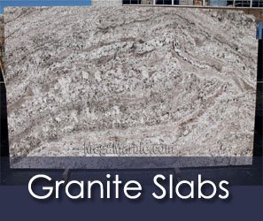 Granite Slabs for Countertop CT