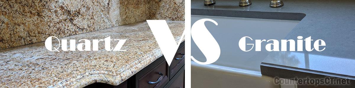 Granite Versus Quartz Countertops