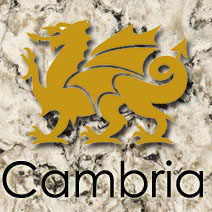 Cambria Stone quartz countertops colors