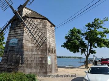 Windmills in the Hamptons