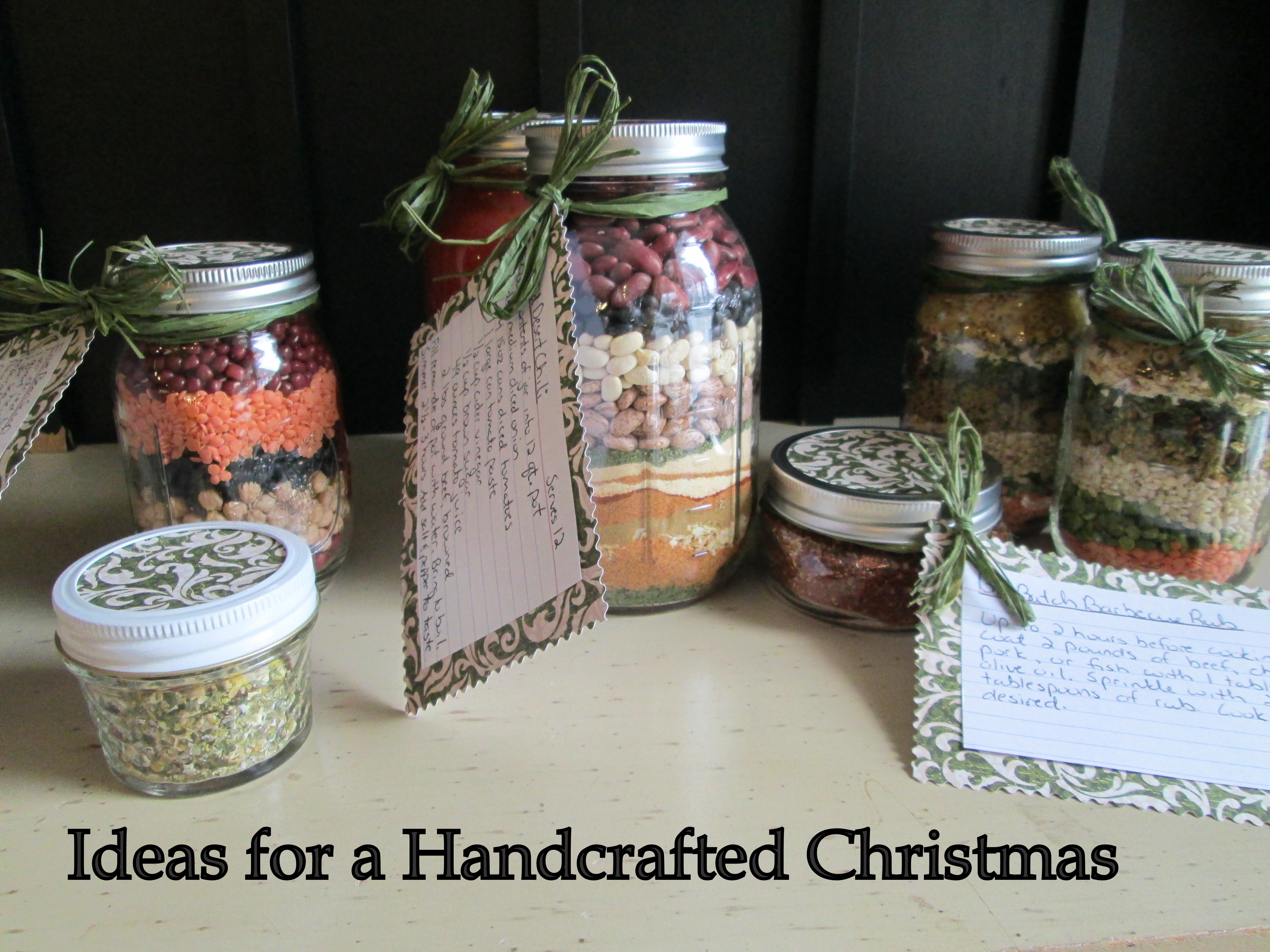 Five do it yourself gift ideas for a handcrafted christmascounting ideas for a handcrafted christmas five do it yourself gift ideas solutioingenieria Gallery