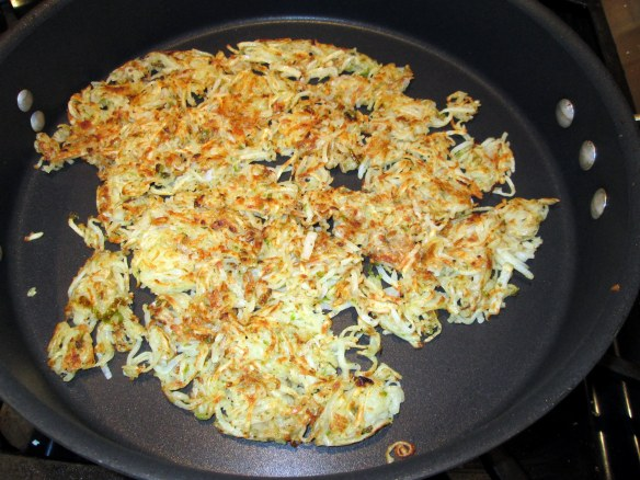 How to make perfect hash browns