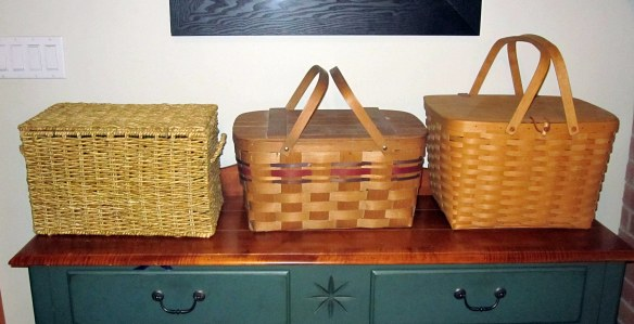 Chopped Challenge mystery baskets
