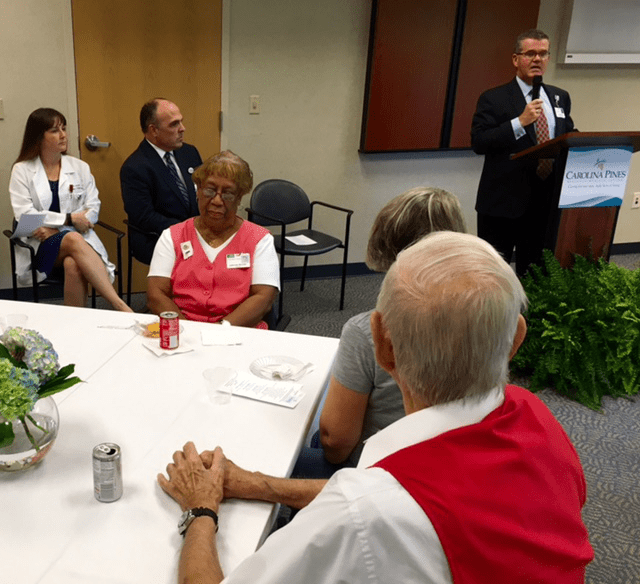 Carolina Pines Regional Medical Center partners with MUSC