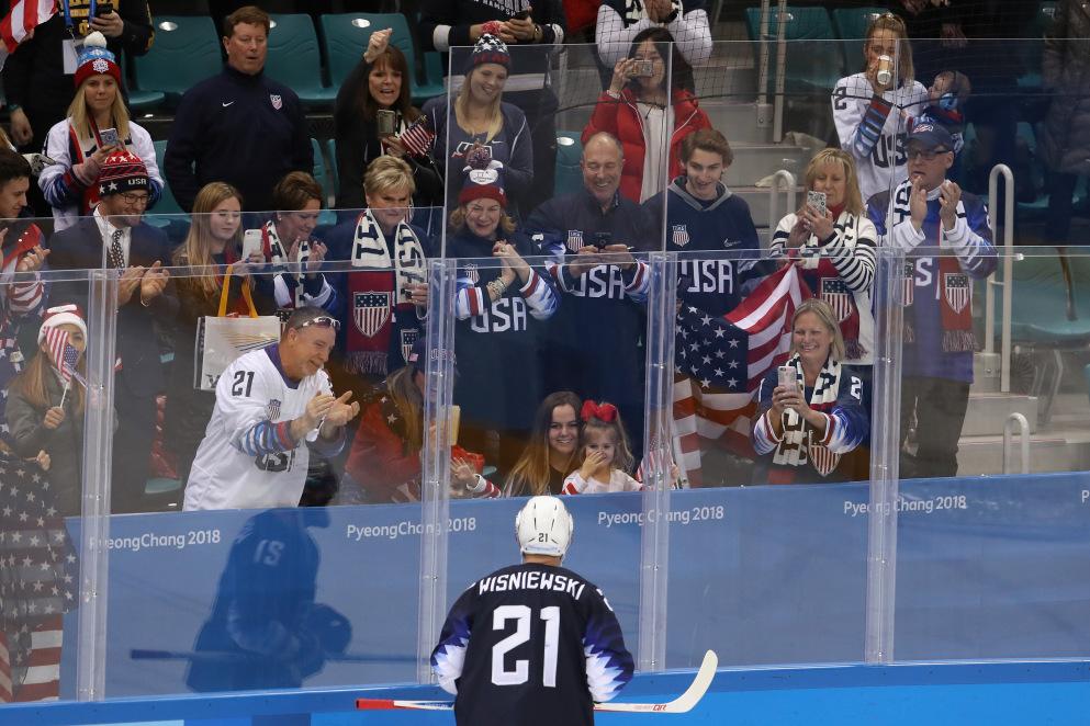 Ice Hockey - Winter Olympics Day 7_497595