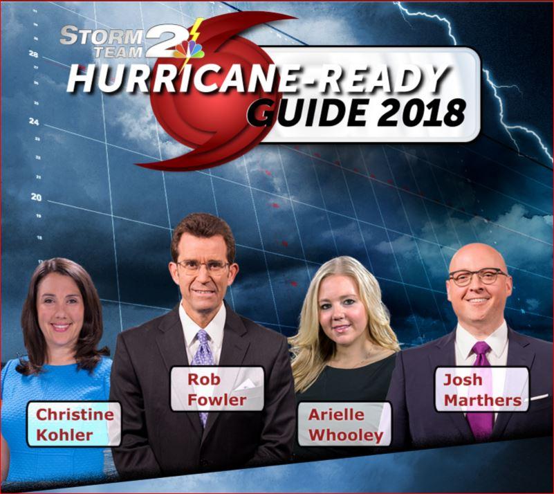2018 Storm Team 2 Hurricane Guide