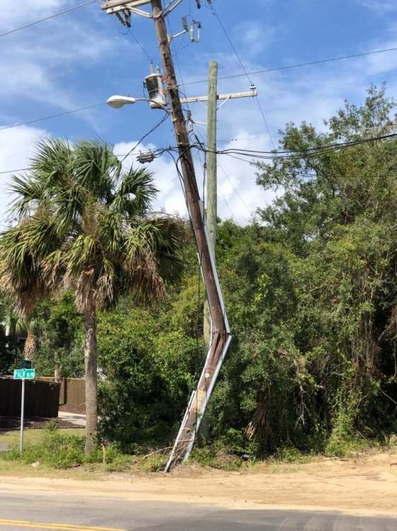IOP POWER POLE