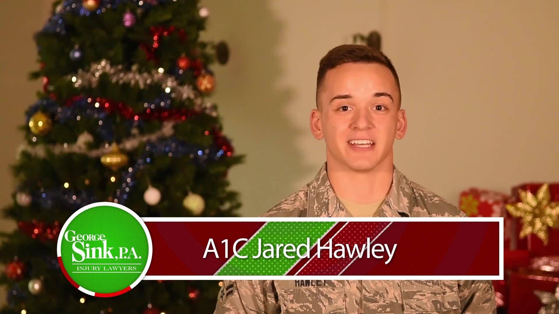 A1C Jared Hawley