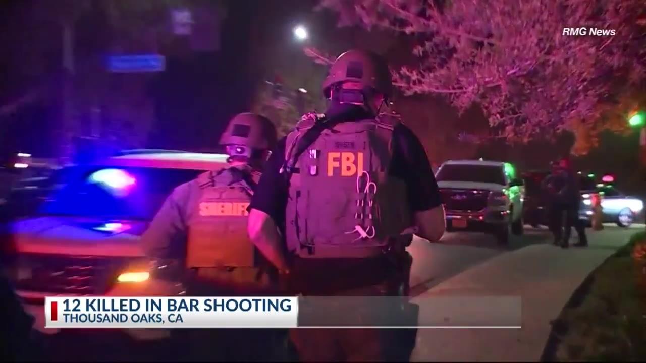 CA Bar Shooting