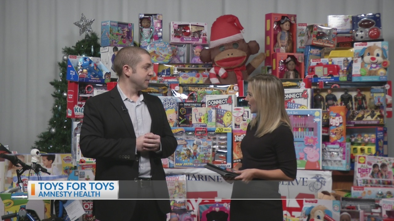 Toys for Tots Amnesty Health