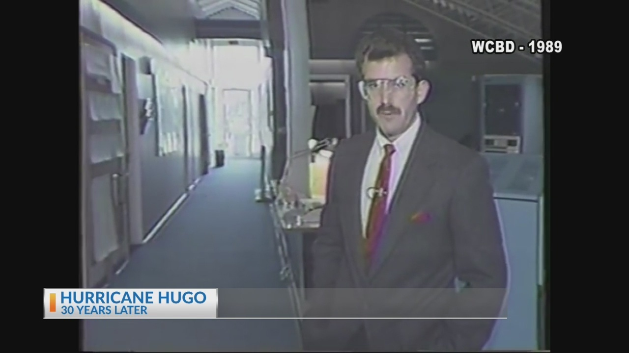 News 2 anchors remember Hurricane Hugo