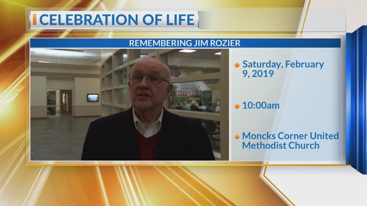 Jim Rozier celebration of life