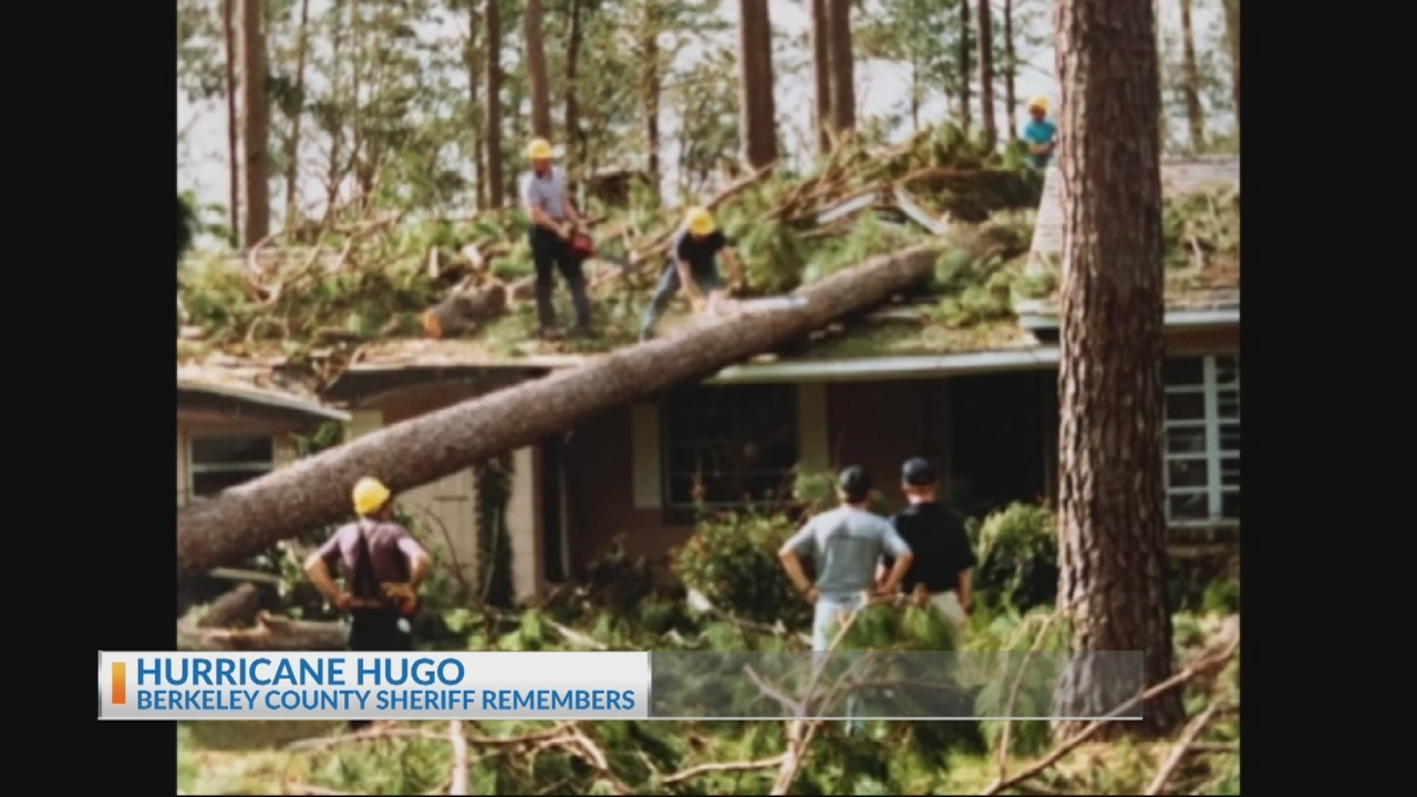 Hurricane Hugo's impact on Berkeley County