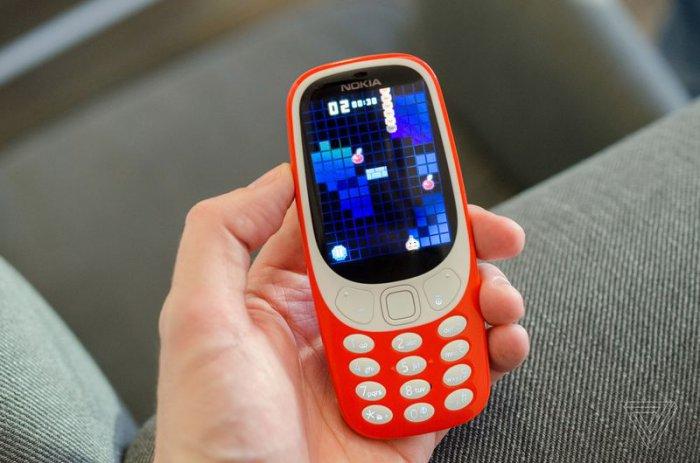 Nokia 3110. Легенда возвращается!