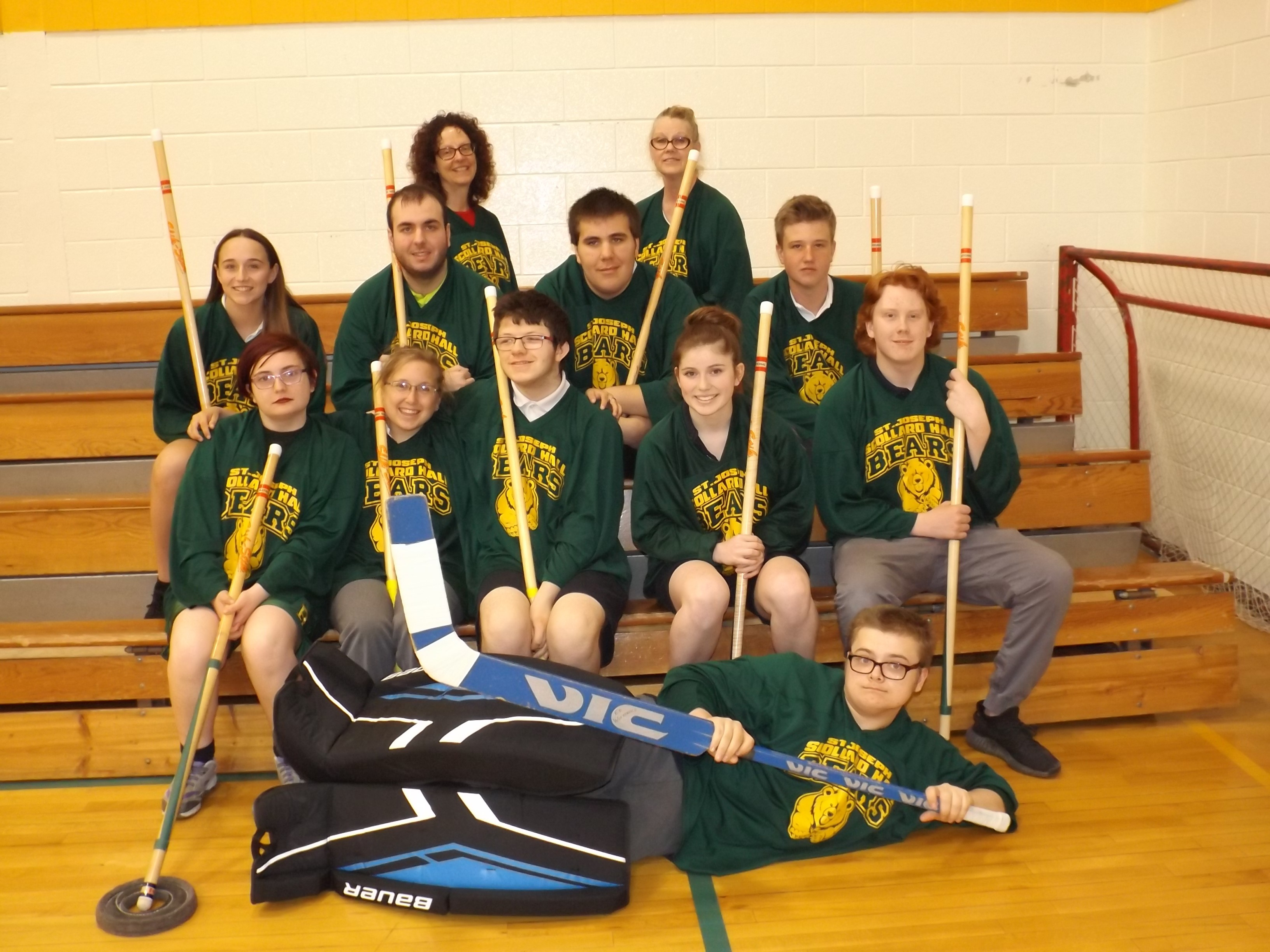 Sjsh Athletes Heading To Special Olympics Provincial