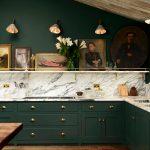 Marble Kitchens Interiors Inspiration Interiors