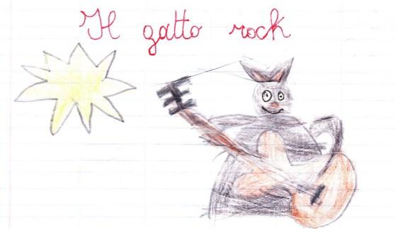 Il gatto rock