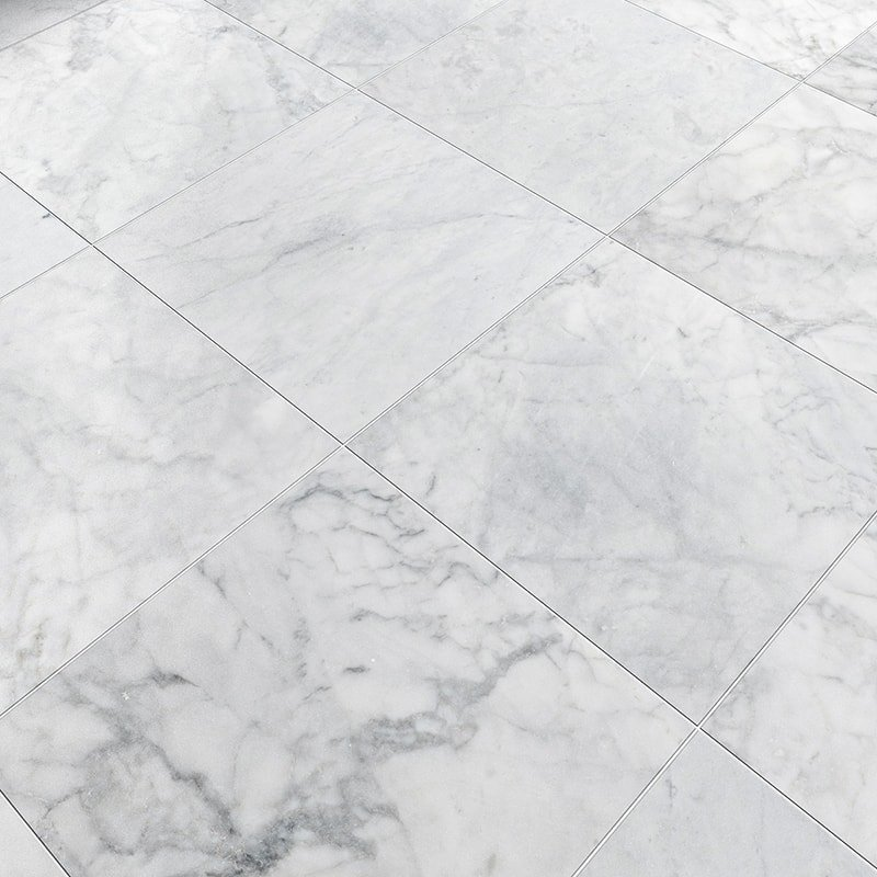 avenza honed marble tiles 18x18