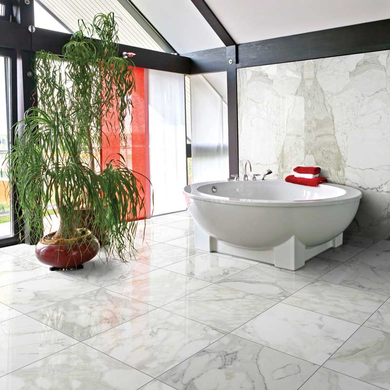 calacatta gold polished marble