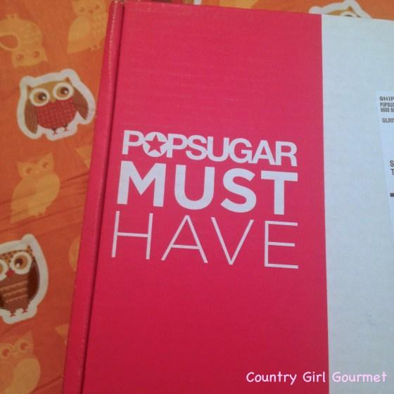 POPSUGAR Must Have Box: November  Country Girl Gourmet