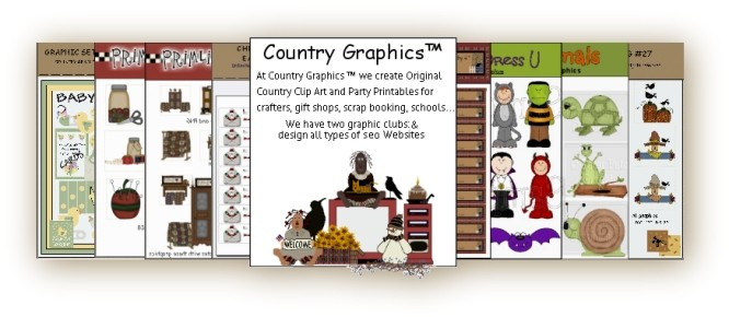 Country Graphics Country Graphics Original Country