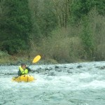 Packrafting the Middle Fork Snoqualmie River