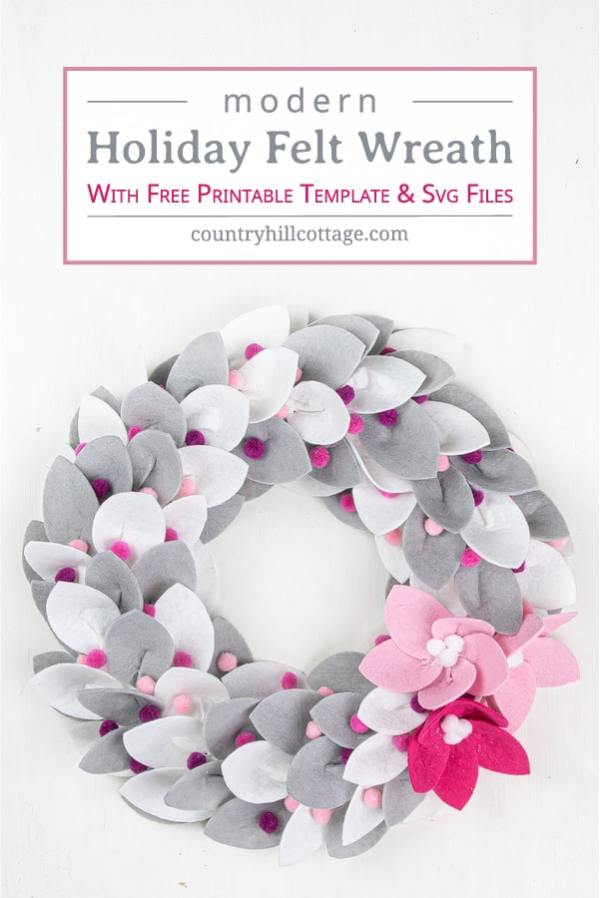 wreath template printable # 39
