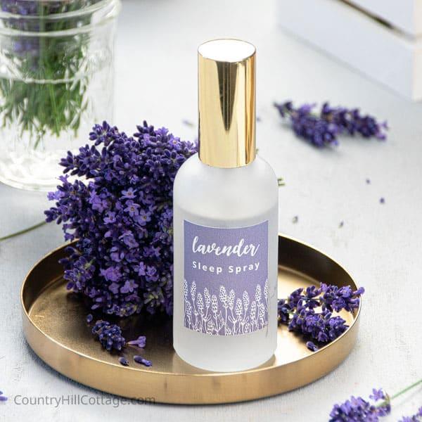 lavender sleep spray relaxing slumber