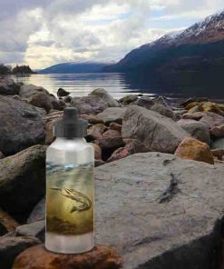 Aluminium Reusable Environmentally Friendly Water Bottle (Pike) Personalised Gift