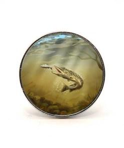 Circular Magnet (Pike)