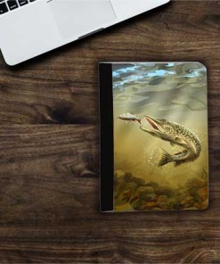 Flip iPad Case (Pike) Personalised Gift