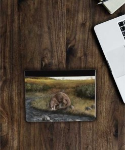 Highland Collection - Flip iPad Case (Otter) Personalised Gift