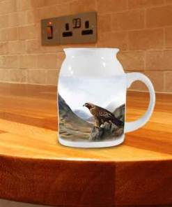 Highland Collection - Milk Jug (Eagle) Personalised Gift