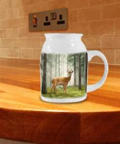 Highland Collection - Milk Jug (Roe Buck) Personalised Gift