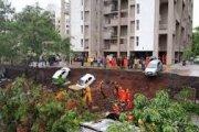 महाराष्ट्र में दीवार गिरने से बिहारी मजदूरों की मौत.. सभी कटिहार जिले के रहने वाले