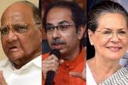 महाराष्ट्र: कांग्रेस नेताओं से बैठक के बाद उद्धव बोले- आज चर्चा की शुरुआत हुई