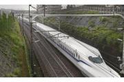 Japan debuts new bullet train that can run during an earthquake: