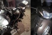 Punjab : लुधियाना मे लुटेरों के हौसले बुलंद, घर के बाहर खड़े युवक पर तेजधार हथियारों से किया हमला