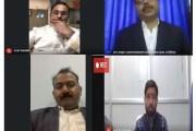 पटना डेस्क /भारतीय पुनर्वास परिषद के सौजन्य से हेल्थ इंस्टिच्युट द्वारा आयोजित हुआ अंतराष्ट्रीय वेबिनार,