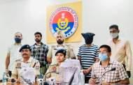 पंजाब डेस्क : लुधियाना पुलिस ने हथियारो के साथ एक व्यक्ति को किया गिरफ्तार, Fir दर्ज