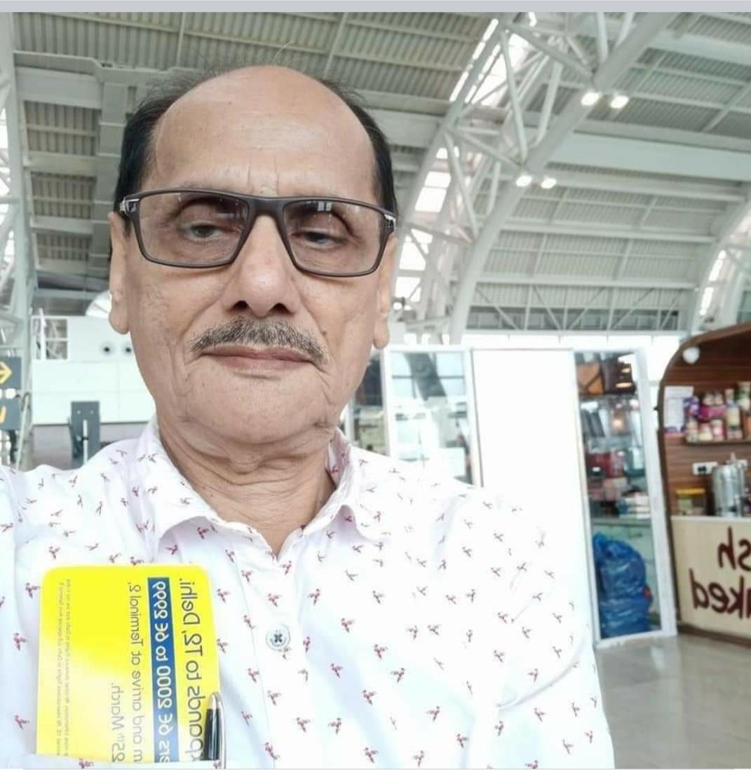 बिहार डेस्क /सीमांचल की पत्रकारिता के स्तंभ गंगा प्रसाद चौधरी का निधन- पत्रकारों में शोक की लहर