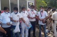 पटना /कारगिल चौक पर कोरोना की तीसरी लहर से बचाओ के लिए जागरूकता अभियान चलाया गया