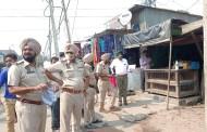 लुधियाना /अवैध तौर पर मांस बेचने वाले दुकानदारों पर निगम अधिकारियों ने की कार्यवाई