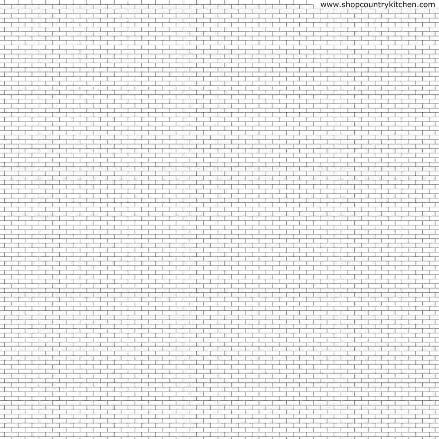 Brick Country Kitchen Texture Sheet 43 4703 Country