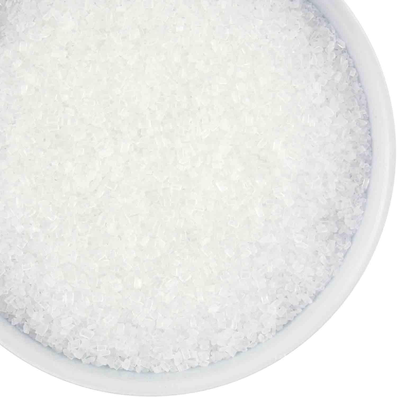 White Coarse Sugar Sugar Crystals 78 310W Country
