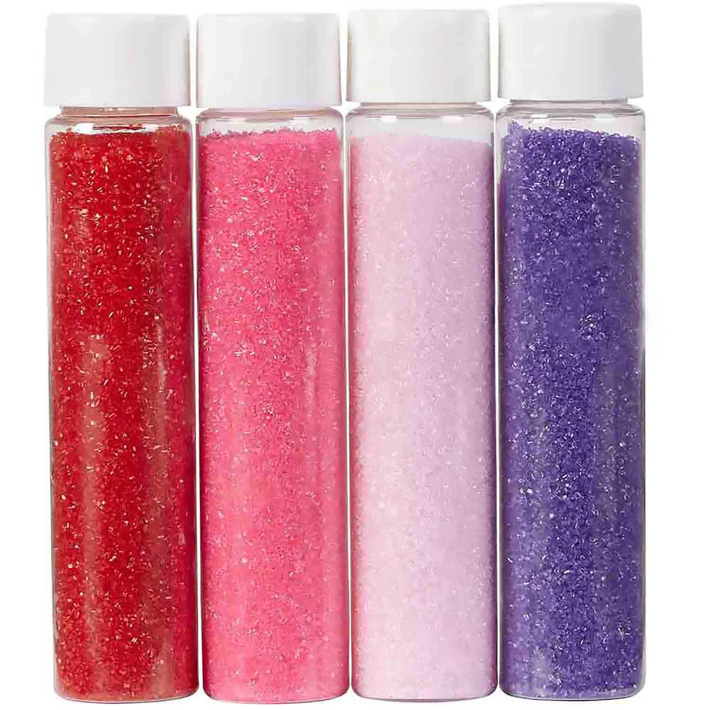 Valentine Sanding Sugar Sprinkle Set 710 4276 Country
