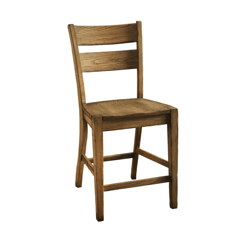 Canterbury 24 Counter Chair Solid Hardwood Furniture