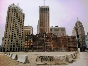 Juxtaposition City: Dejected? Delightful? It's Detroit