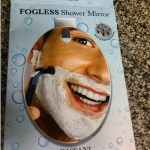 Product Review: NEWLY DESIGNED! Cassani Fogless Shower Mirror – A Perfect Shave Everytime